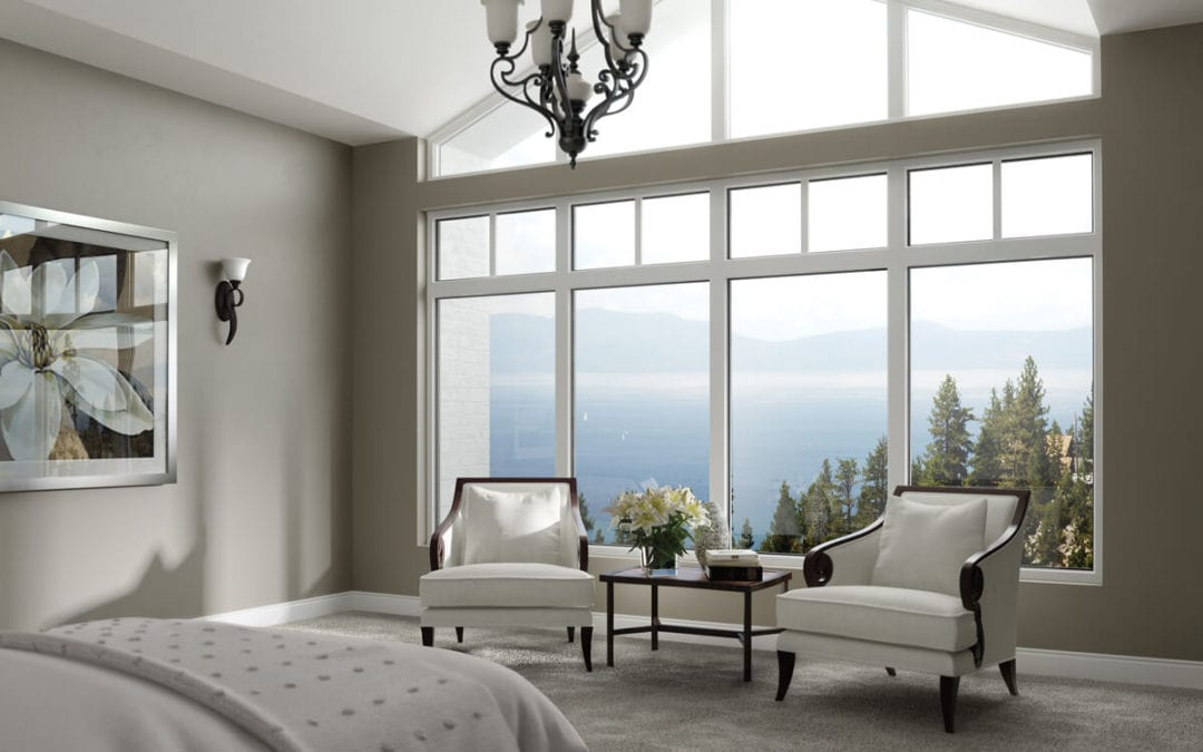 Protecting Your Replacement Windows In Aptos, CA While Painting Your Exterior