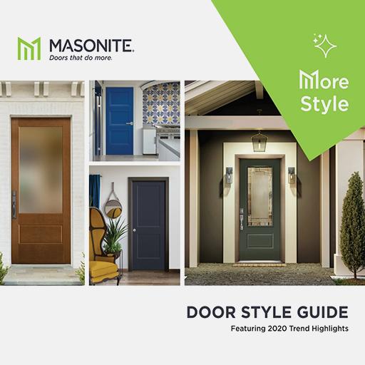 Masonite Door Style Guide