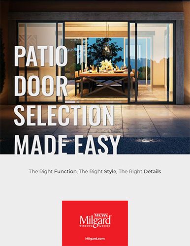 Milgard Brochure Door Selection Guide th