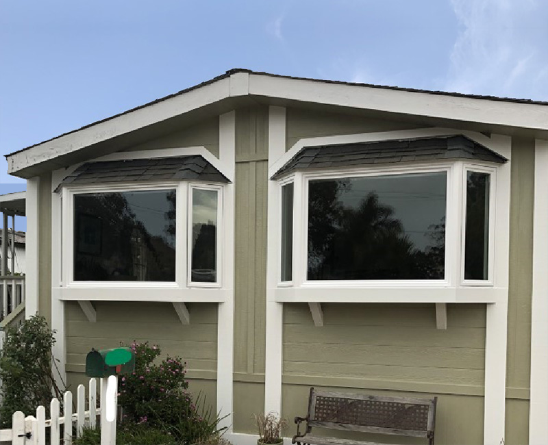 santa cruz bay window replacement after