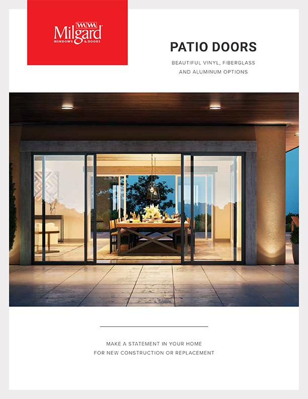 milgard patio doors 2021